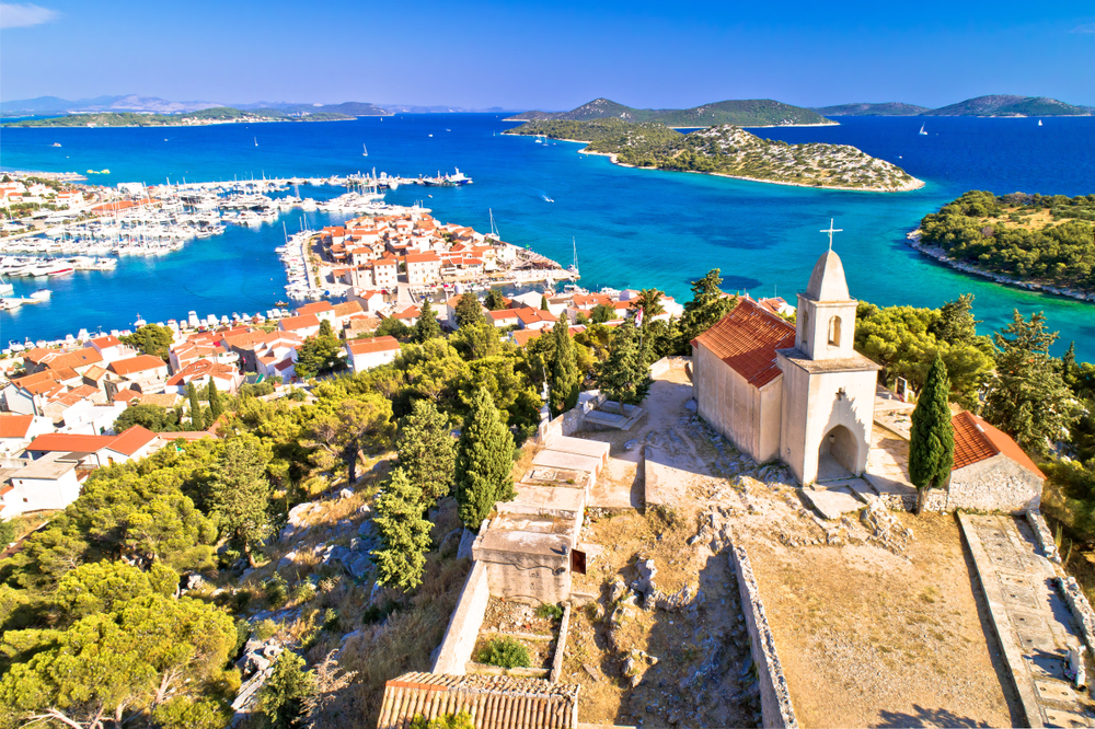 Yoga Retreat Reise Vodice/ Kroatien 10.04.-17.04.2020